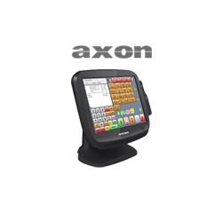 AXON POS 2100 PRO-FANLESS-ATOM D2550 - DDR3 2GB-SSD 32GB - NERO